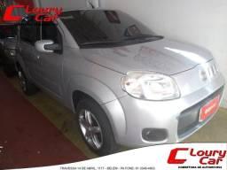 FIAT UNO 2011/2012 1.4 EVO ECONOMY 8V FLEX 4P MANUAL - 2012