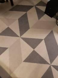 Tapete geométrico São Carlos