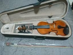 Violino NOVO; aceito TROCA