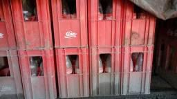 Garrafas de cola cola 1 ltr