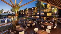 Apartamento la fleur polinesia - Resort e Residence - pronto para investir