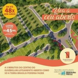Lançamento de lotes à venda, 150 m²
