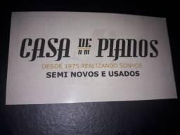 Pianos Fritz Dobbert 114AL 115FD 126 Classico 126AL 127FD Zerados CasaDePianos