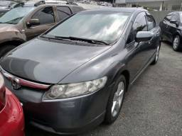 HONDA CIVIC 1.8 LXS 16V GASOLINA 4P MANUAL - 2007