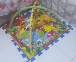 Tapetinho de atividade infantil