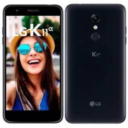 LG K11+ Dual SIM 32 GB Preto