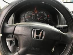 Honda Civic lxl 03 automático - 2003