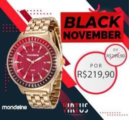 Relógios Mondaine Na Promoção Originais, Garantia, Resistentes à água!