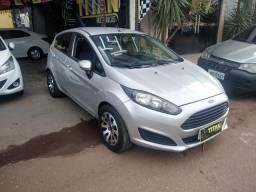 New Fiesta 1.5 ano 2014. Ent.R$8.000 - TITAN MULTIMARCAS - 2014