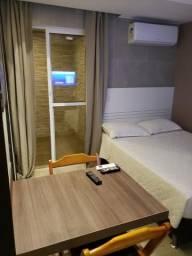 Hotel econômico com Wi-Fi TV a cabo ar condicionado