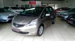 Honda Fit LX Flex - Dourado - Completo - 2009