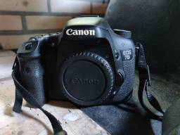 Canon 7D - Corpo