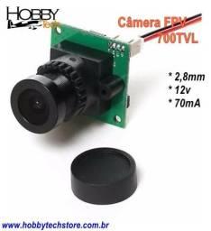 Câmera Fpv 700tvl 2,8mm 12v