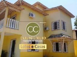 Tr Casa Duplex Linda em condomínio - Bacaxá - Saquarema.
