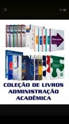 Kit livros Chiavenato