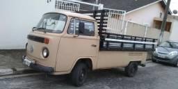 Kombi carroceria pegar e trabalhar - 1991