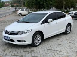 Honda Civic LXL - Apenas 99.000KM - Diferenciado - 2012