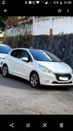 Peugeot 208 griffe automático - 2016