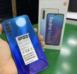Oferta - Xiaomi Note 8 64GB Lacrado Grátis Pelicula.