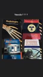 Livros de radiologia novos