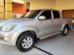 Hilux 2014/2015 - automática - completa - diesel - 2014