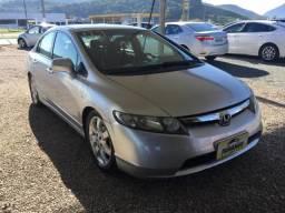 Civic Sed LX 1.8 Aut 4p - 2007