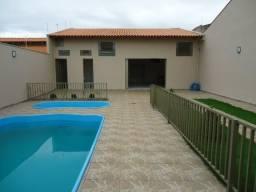 Espaço de Lazer 100m² construído com duas piscinas no Alto da Boa Vista
