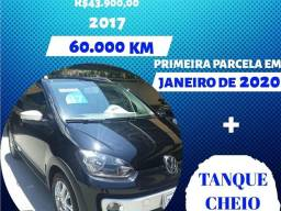 Volkswagen Cross up 1.0 tsi 12v flex 4p manual - 2017