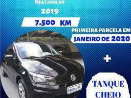 Volkswagen Gol 1.6 16v msi totalflex 4p automático - 2019