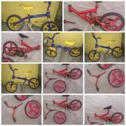 Duas bicicletas por r$ 40