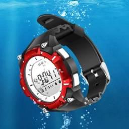 Relogio Dzb Monitor Pedômetro Km Percorrido Smart Watch