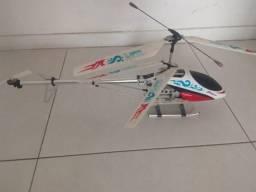 Helicoptero para peças ou consertar