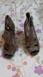 Sapato anke boots