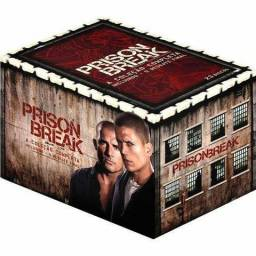Box Prison Break Completo!!!