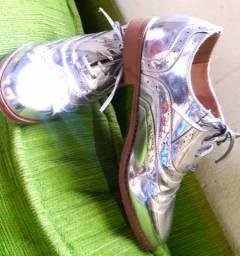 Sapato da Anna Hickmann