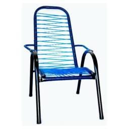 Cadeira De Descanso Extra Luxo A4 De Fio Único