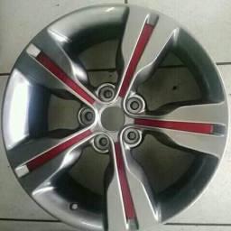 Jogo roda aro 18 Hyundai Veloster 5x114