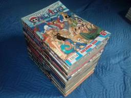 One Piece mangás