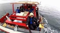 Barco De Pescacaria