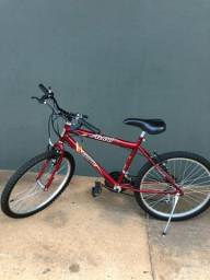 Bicicleta aro 24 - semi nova