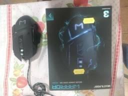 Multilaser Mouse Gamer 3200 DPI Warrior