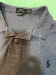 Camisa Polo Ralph Lauren tamanho XXL ou 6 usada mas bem nova tenho outras  cores 8892addce3624