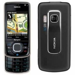 Carcaça Nokia 6210
