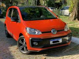 VW - VOLKSWAGEN UP! TSI CONNECT aceito troca - 2018
