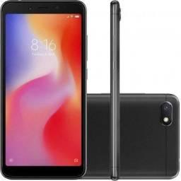 Celular Xiaomi Redmi 6A 32GB 3GB Ram Preto