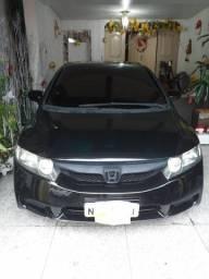 New Civic all black automático 2010