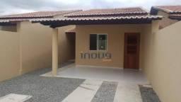 Casa com 2 dormitórios à venda, 78 m² por R$ 135.000,00 - Pavuna - Pavuna (Pacatuba)/CE