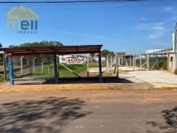 Terreno para alugar, 400 m² por R$ 1.500,00/mês - Jardim Rio 400 - Presidente Prudente/SP