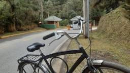 Bicicleta retrô modelo classica