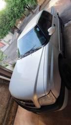 S10 Cabine Dupla Prata 2003 Completa + Banco de Couro